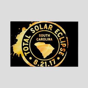Eclipse S. Carolina Rectangle Magnet