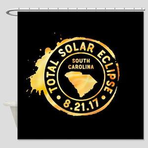 Eclipse S. Carolina Shower Curtain