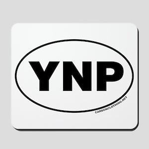 Yellowstone National Park, YNP Mousepad