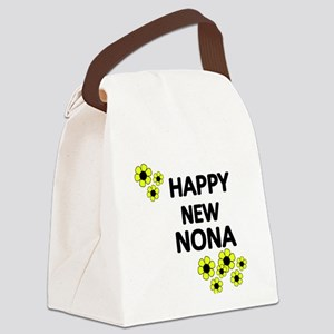HAPPY NEW NONA Canvas Lunch Bag