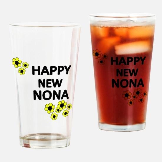 HAPPY NEW NONA Drinking Glass