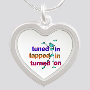 Tuned In Tapped In Turnned On Gradient Necklaces