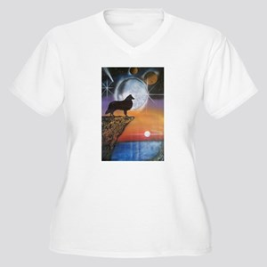 A New Dawn Plus Size T-Shirt