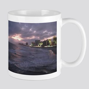 Sunset in Atlantic City Mug