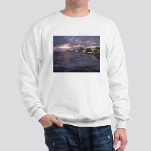 Sunset in Atlantic City Sweatshirt