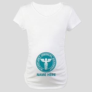 Starfleet Medical Academy Maternity T-Shirt