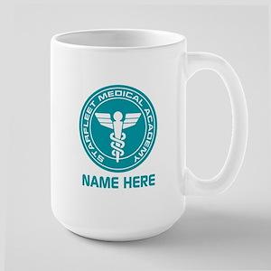 Starfleet Medical Academy 15 oz Ceramic Large Mug