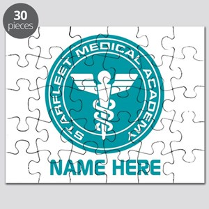 Starfleet Medical Academy Puzzle