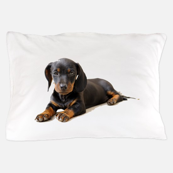 Dachshund Pillow Case
