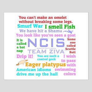 NCIS Ziva Quotes Posters