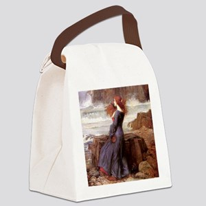 Miranda Canvas Lunch Bag