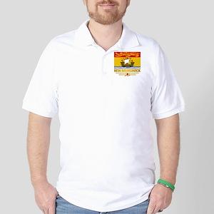New Brunswick Pride Golf Shirt