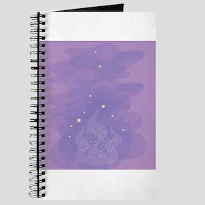 Purple Flame Journal