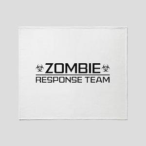 Zombie Response Team Stadium Blanket