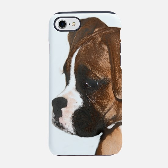 Boxer Puppy iPhone 7 Tough Case