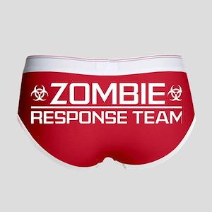 Zombie Response Team Women's Boy Brief