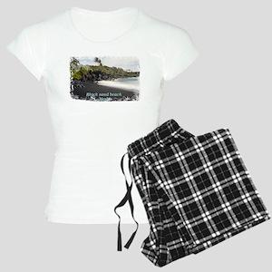 Black sand beach Pajamas