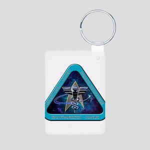 Starfleet Medical Academy Insignia Keychains