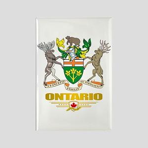 Ontario COA Rectangle Magnet