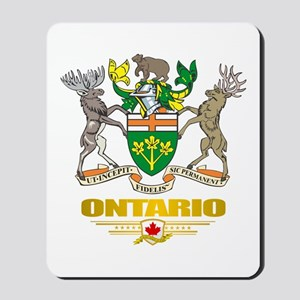 Ontario COA Mousepad