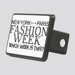 Fashion Week, New York or Paris? Hitch Cover