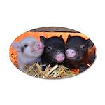 THREE LITTLE PIGS Wall Sticker