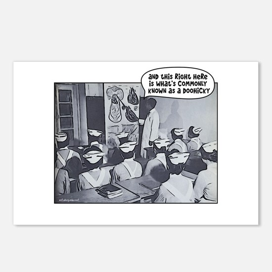 Nursing Class Doohicky Postcards (Package of 8)