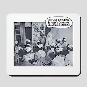 Nursing Class Doohicky Mousepad