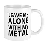 leave me alone Small Mug