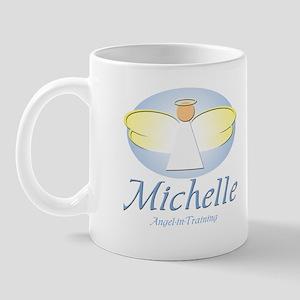 Angel-in-Training - Michelle Mug