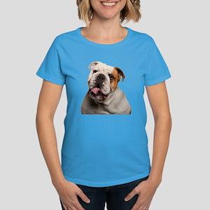 Bulldog Women's Dark T-Shirt