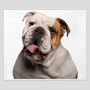 Bulldog King Duvet