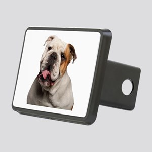 Bulldog Rectangular Hitch Cover