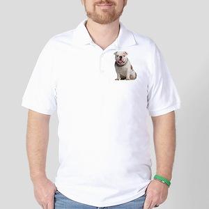 Bulldog Golf Shirt