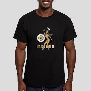 Vintage Indiana Pinup T-Shirt