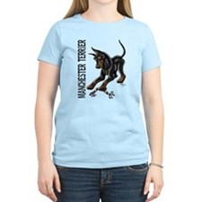 Manchester Terrier - Cropped T-Shirt