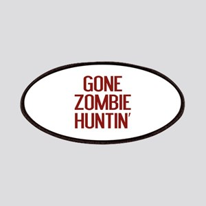 Gone Zombie Huntin' Patches
