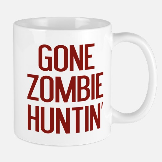 Gone Zombie Huntin' Mug