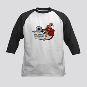 Vintage Custom Cam Pinup Baseball Jersey