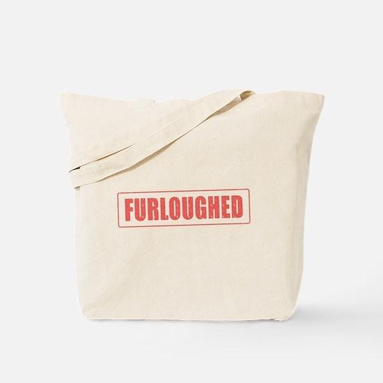 Furloughed Stamp Tote Bag