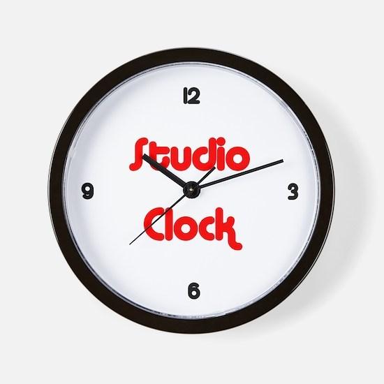 Project Studio Wall Clock