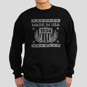 Made In USA 1934 Sweatshirt (dark)