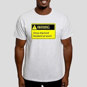 Ssleep deprived resident at work T-Shirt