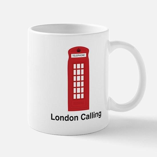 London Calling Mug