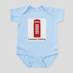 London Calling Body Suit