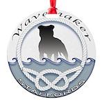 WM-logo-only Ornament