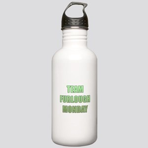 Team Furlough Monday Water Bottle