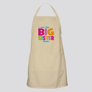 Big Sister Personalized Apron