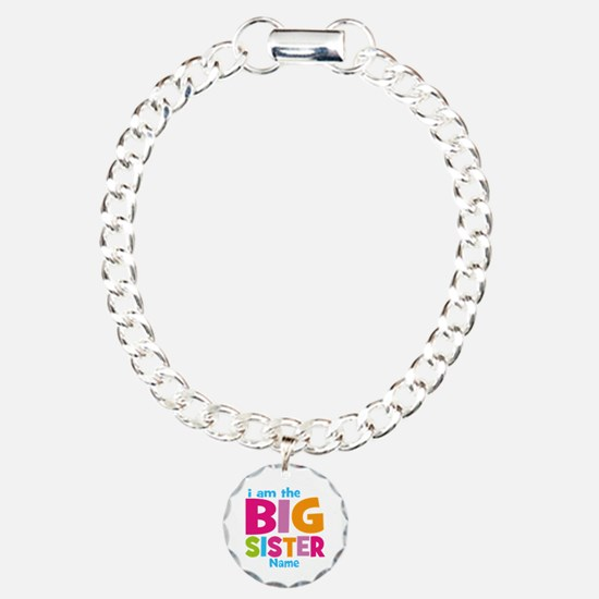 Big Sister Personalized Bracelet