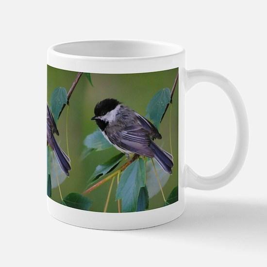 Mug - Backyard Birds: Chickadee